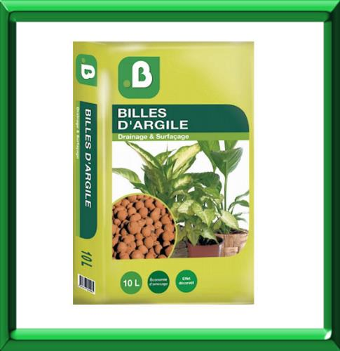 Billes d 39 argile for Bille d argile expansee